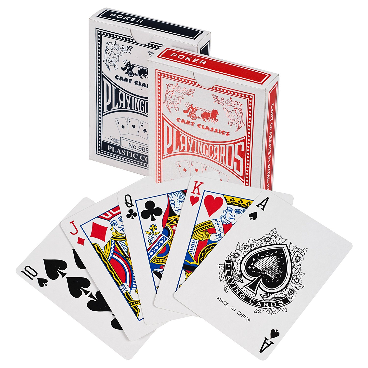 Briefette de poker high-end